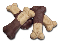 009 - Chocolate Dipped Dog Bones